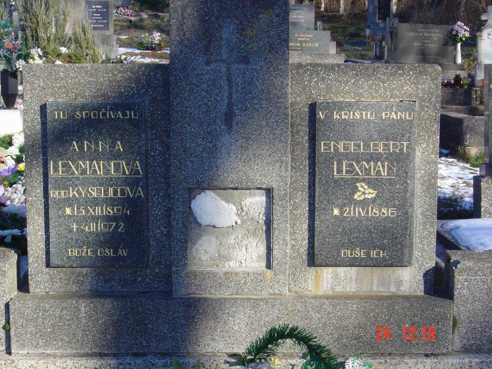 lexmann engelbert hrob