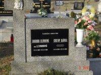 slavkova johanna hrob v Horňanoch