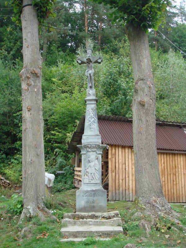kríž v Bodelsdorfe