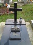 Môj otec Štefan LEXMANN v urnovej hrobke na bobotskom cintoríne