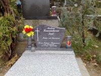 Mária Soósová Strížencová r. Lexmann v Trenčíne