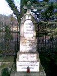 Na cintoríne sv. Rozálie v Kočiciach je aj pamätný kríž s menom nášho Jozefa Lexmanna P. Mikuláša