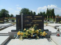 Brigita Lexmannová sestra Mária Agneška odpočíva v Beckove