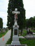 Posledné zastavenie pri hlavnom kríži
